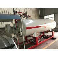 Buy cheap Skid Mounted LPG Gas Filling Station with Mobile Refilling LPG Scales for LPG Bottle from wholesalers