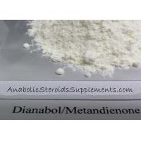 Buy cheap Real Oral Anabolic Steroids Bodybuilding Dianabol Methandienone Steroid For Man from wholesalers