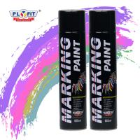 Buy cheap Line Road Marking Waterproof Spray Paint Non Toxic Excellent Adhesion Reflective product