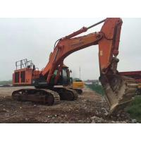 Buy cheap Hitachi Zaxis 870 Second Hand Excavators , Used Construction Equipment84 Ton from wholesalers