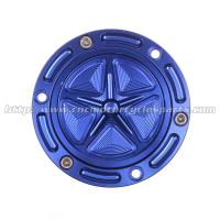 Buy cheap Anodized Custom Motorcycle Gas Cap Covers / Motorcycle Fuel Tank Cap from wholesalers