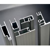 China Silver Anodizing / Alodine Aluminium Extrusion Profiles  With CNC Machining on sale