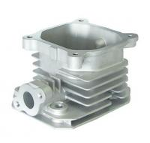CNC Machined Precision Casting Parts , Painting Aluminum Die Casting