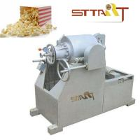 Buy cheap Hot Air SS Puffed Rice Machine , Fast Speed Corn Puff Making Machine from wholesalers