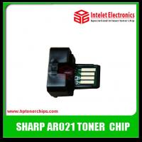 Buy cheap Copier toner chip for Sharp AR021 from wholesalers