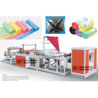 Buy cheap LC-1020C garbage bag machine from wholesalers