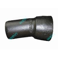 Wholesale Di Fittings Socket Spigot 11.25 Degree Bend Bitumen / Epoxy External Coating from china suppliers