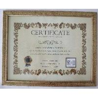Buy cheap Most Popular Certificate Frames (PS222B-D1199-2) from wholesalers