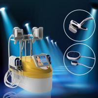Buy cheap RF Infrared Lipo Laser Machines Cryolipolysis Lipo Laser For Weight Loss from wholesalers