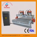 Buy cheap Multi-heads CNC Wood machine Price TYE-1825-2T4 from wholesalers