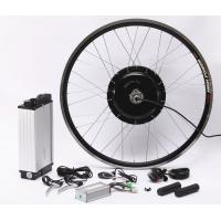 Buy cheap Fat Tire Electric Bicycle Hub Conversion Kit 20Ah High Capacity Lithium Battery from wholesalers