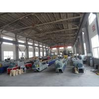 Buy cheap Door Board WPC Extrusion Machinery For Building Template , Extrusion Lamination Machine from wholesalers