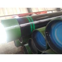 Wholesale J55/ K55 Seamless Steel Casing Pipe for Petroleum  Drilling from china suppliers