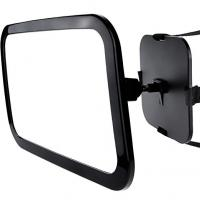 Buy cheap Rear Facing Baby View Mirror for Child Safety Car Seat - Crystal Clear Reflection Convex Mirror from wholesalers