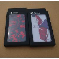 Wholesale Custom made Stylish iphone case packing boxes, polypropylene boxes with gloss art paper, coated paper Material from china suppliers