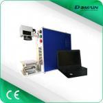 Buy cheap 20W Portable Fiber Laser Marker For Vin Code/Number, fiber laser marking machine from wholesalers