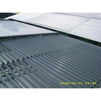 Buy cheap Aerofoil Aluminum Retractable Louvered Roof Systems Building Facade Light Control from wholesalers