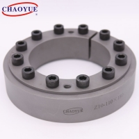 Buy cheap Z10 Thickness 15mm M5 Bolt Shaft Clamping Elements  Shaft Collar Clamp from wholesalers