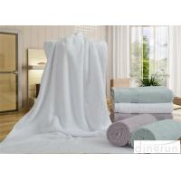Wholesale Plain Pattern Extra Large Bath Sheets Towels For Women / Men from china suppliers