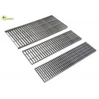 Buy cheap Serrated Flat Bar Galvanized Grating Walking Steel Grid Catwalk Platform Weight from wholesalers