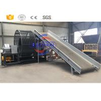 Buy cheap High Speed Scrap Rubber Tires Recycling Machine For Making Rubber Granule from wholesalers