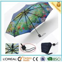 Buy cheap 2016 Hot Sale Fashion 3 Folding Umbrella for apparel accessory brands from wholesalers