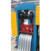 Buy cheap Galvanized Sheet Roll Forming Machine Concrete Wall High Metal Rib Lath Expand Machine from wholesalers