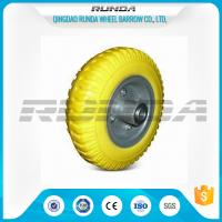Buy cheap Slip Resistant Foam Filled Tractor Tires 0.6mm Rim Thickness 8X2.50-4 OEM from wholesalers