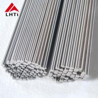 Buy cheap Polished Dia 6mm 50mm ASTM B348 Titanium Alloy Rod from wholesalers