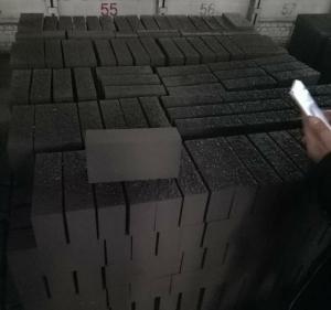Magnesite Chrome Kiln Refractory Bricks , high temp Fire Brick For Fireplace Insert Manufactures