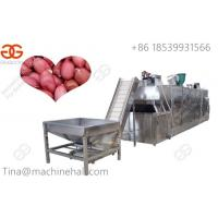 Wholesale Industrial peanut baking equipment for sale/ groundnut roaster machine factory price China supplier from china suppliers