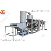 Buy cheap Industrial sunflower seeds hulling machine manufacturer China sunflower seeds shelling machine price from wholesalers