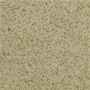 China Babysbreath Polished artificial quartz stone slab tiles for kitchen , bathroom on sale