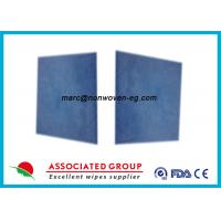 Buy cheap Alcohol Antibacterial Glass Cleaning Wipes Disposable Cleaning Cloth from wholesalers