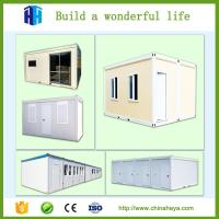 Buy cheap Prefabricated australia expandable steel structure 20ft container house office in china from wholesalers