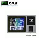 Buy cheap VESA Mount Multi Touch Panel PC Windows Kiosk Waterproof For Hospital from wholesalers