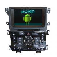 Buy cheap Wholesale Ford Edge 2014 car dvd vcd cd mp3 mp4 player Android system from wholesalers