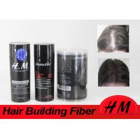 Buy cheap 10g 30g OEM Instant Hair Thickening Fiber Dark Brown Completely Conceals Hair Loss from wholesalers