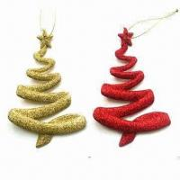 Buy cheap Acrylic Christmas Crafts, Customized Designs are Accepted from wholesalers