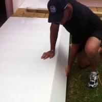 Buy cheap MgO Board, Comes in White, Gray, Pink and Green from wholesalers