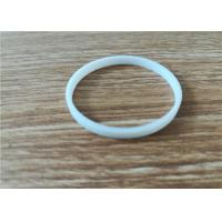 Buy cheap Industrial Virgin PTFE Flat Washer Seal Teflon Gasket Ring OEM / ODM Acceptable from wholesalers