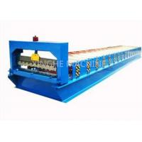Buy cheap 380V 3kw Roll Shutter Door Forming Machine , Sheet Metal Forming Equipment  from wholesalers