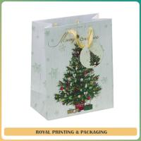 cheap and high quality customize colorful paper bag printing