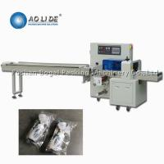 Buy cheap Flow Pouch Bag Horizontal Flow Wrap Machine / Mini Flow Wrap Machine Manual Breast Pump Packing from wholesalers