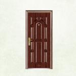 Buy cheap Flush Panel Custom Made Security Doors EGI Doors With Anti Theft Locksets from wholesalers