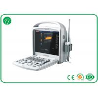 Buy cheap 4 Stage Diagnostic Ultrasound Machine , Medical Doppler Machine With 2.5MHz-10.0MHz Probe from wholesalers