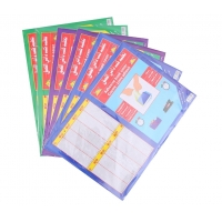 Buy cheap 50*30cm 0.08mm Thickness Self Adhesive Book Cover For Students from wholesalers