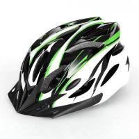 Buy cheap Light Weight Mountain Bike Helmet For Road Biking 18 Air Cooling Vents from wholesalers