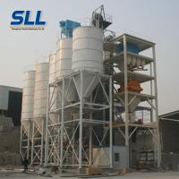 Buy cheap Adhesive Cement Mix Dry Mortar Plant , Industrial Mortar Production Line from wholesalers