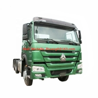 Buy cheap Euro 2 Sinotruk Howo 6x4 Tractor Head Prime Mover Truck from wholesalers